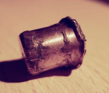 9,3 mm KJG Restbolzen
